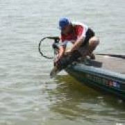 Using the Glory Bag to release a bass.