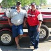 Ricky and hs partner at the 2006 LOBI