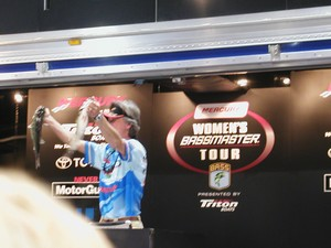 Legend Lady Pro Angler Pam Martin Wells Leads the Pack