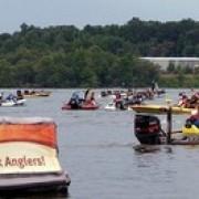 Stren Series on Potomac River