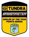 Toyota Tundra Bassmaster Angler of the Year Standings
