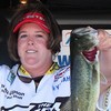 Marsha Gipson leads on day two