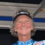 Pam Martin-Wells leads points race going into Championship