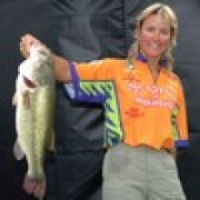 Diana Clark former WBT Angler of the Year