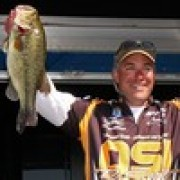 Frank Scalish will fish hs second classic