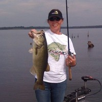 Lake Fork Tx October 2010 6 pounds 14 oz