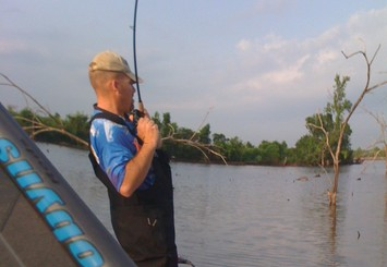 Mike Cork talks about bass fishing is his new blog