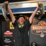FLetcher Shryock wins Lake Norman