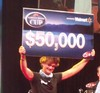 Theo Corcoran FLW Co-Angler Champion