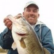 Bass caught on a gut call