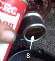 Boat Trailer Cool Hub Maintenance Oil Change