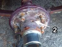 Boat Trailer Cool Hub Maintenance Oil Change