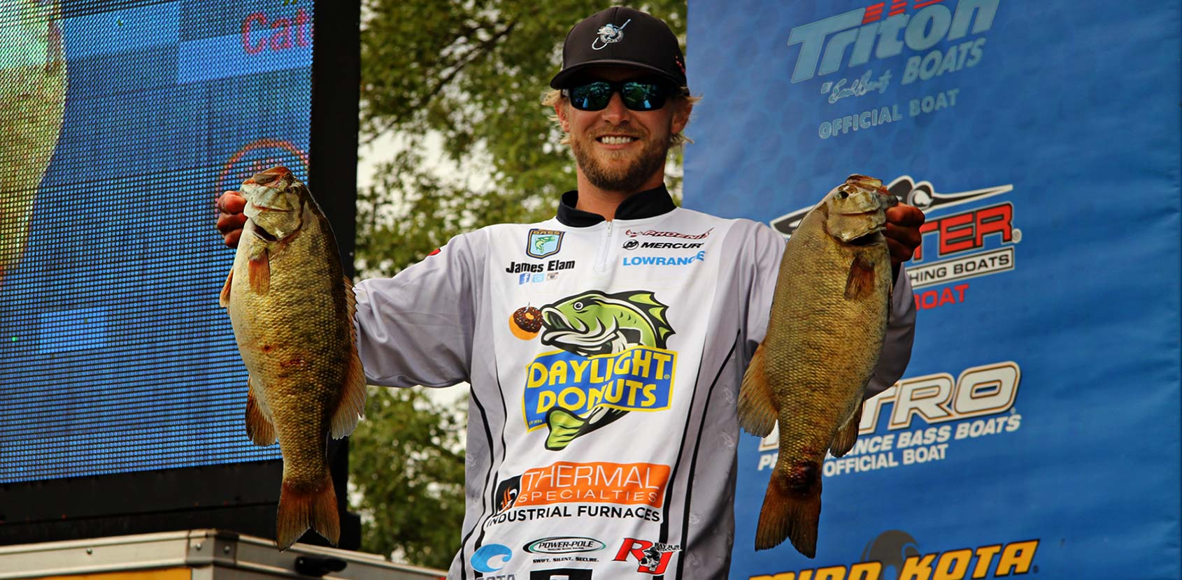 Hometown Favorite Wins Fort Gibson Open