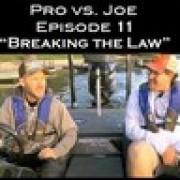 Brent Chapman Pro vs Joe