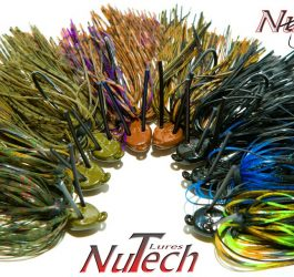 Finding NuTech Lures
