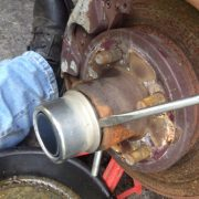 Cool Hub Removal and Inspection