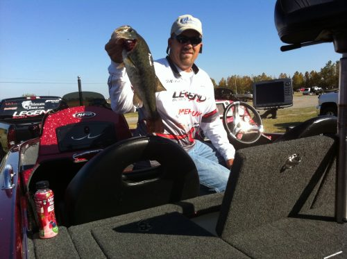 Bass Fishing New Lakes Putting it Together