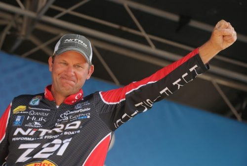Kevin VanDam Wins Elite Tour Cayuga Lake