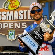 Hamilton Wins Bassmaster Central Open