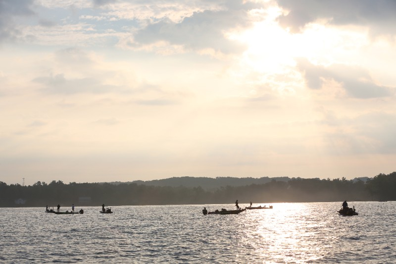 Bassmaster Elite at Cayuga
