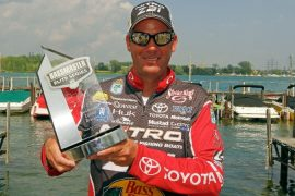 VanDam Clinches Bass Fishing's Elite 8 Bracket Championship
