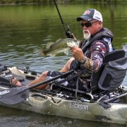 Kayak Fishing Retention Ponds