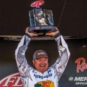 James Watson wins FLW Tour on Lake Norman