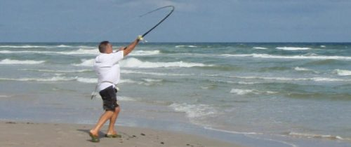 Preventing Fishing Shoulder Injuries