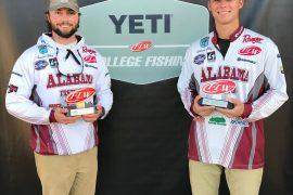 University of Alabama Wins College Southeastern Opener on Lake Seminole