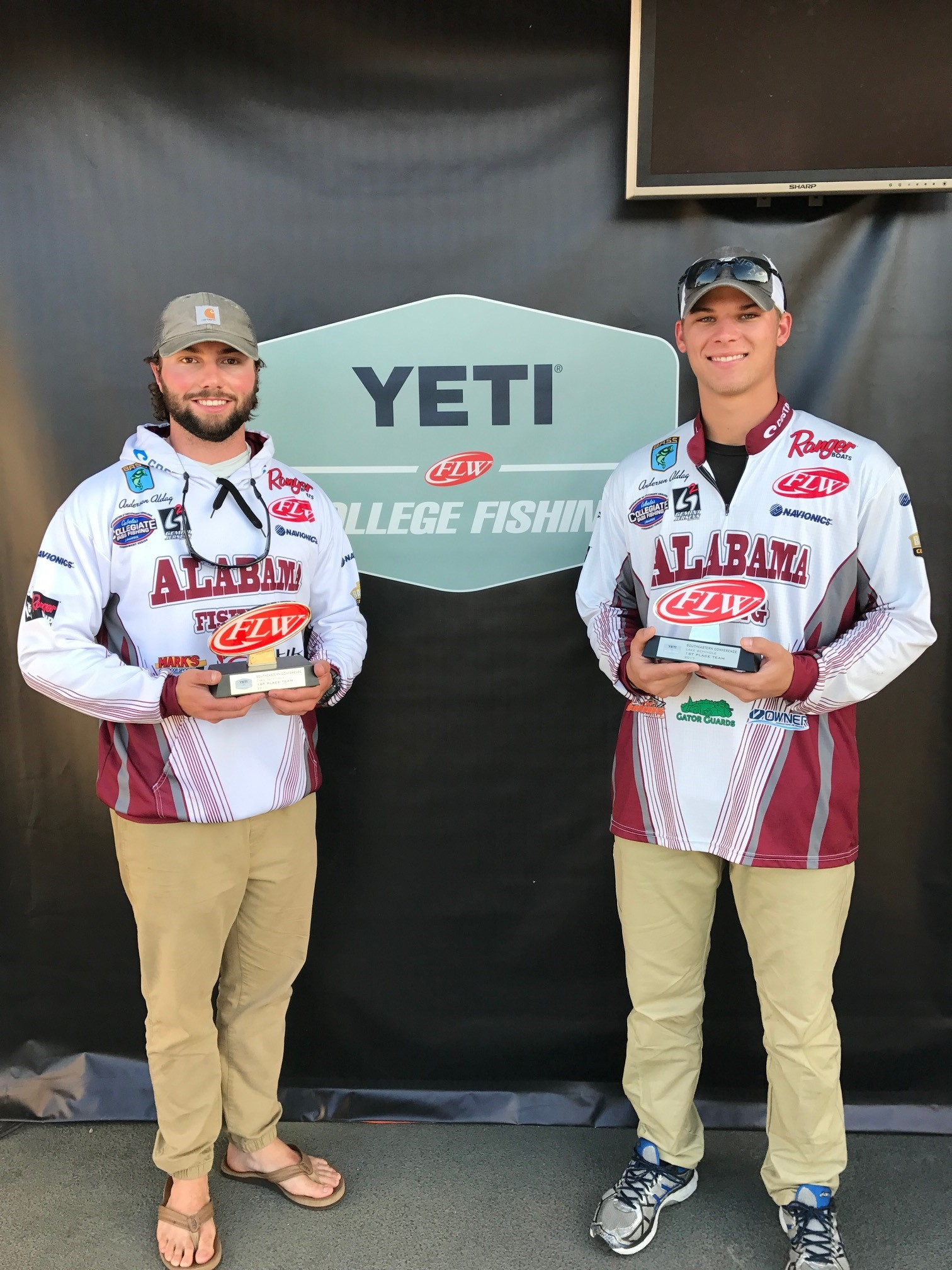 University of Alabama Wins College Southeastern Opener on Lake Seminole