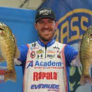 Jacob Wheeler wins Cherokee Lake