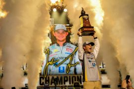 Jordan Lee Wins the Bassmaster Classic on Lake Conroe