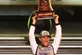 A New Champion is crowned 2017 Bassmaster Classic final day