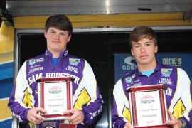 Sam Houston High School wins Bassmaster on Toledo Bend