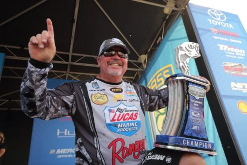 Murray Earns First Elite Win at Toledo Bend
