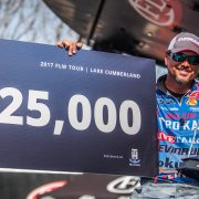 Martin Wins FLW Tour on Lake Cumberland
