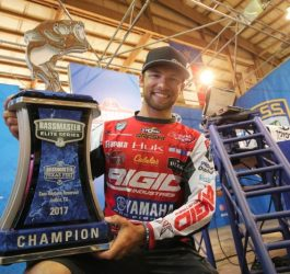Bassmaster Elite Series 2018 Schedule