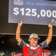 Deakins Leads wire to wire BFL All American on Pickwick Lake