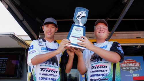 Floyd, Gibbons Wins Bassmaster High School National Championship