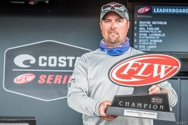 Nelson Wins Costa FLW Series Lake Champlain