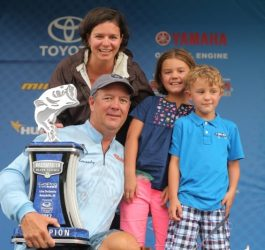 Steve Kennedy Wins Bassmaster Elite Series at Lake Dardanelle