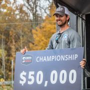 Beavers wins FLW Series Championship on Kentucky Lake