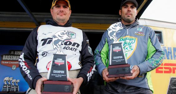 Brothers Win Team Championship on Norfork Lake